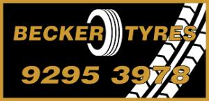 Becker tyres