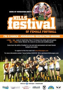 Festival of female football carnival 2018